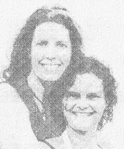 Danielle en Birgitta